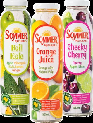 Sommer Naturals Premium Juices