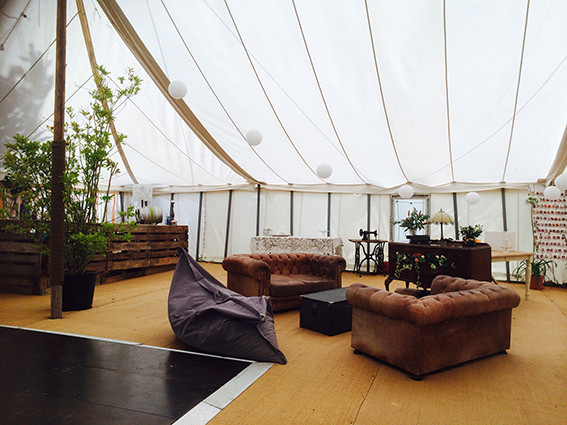 Tents & Marquees Mid Wales