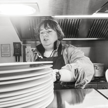 Nicola - Head Chef at Roslin Catering