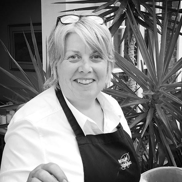 Ros - Chef and Managing Director of Roslin Catering