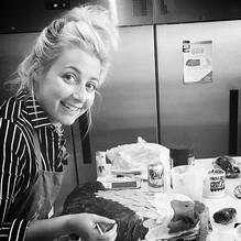 Camilla - Event Organiser at Roslin Catering