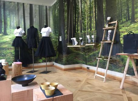 Nicolas De Besse, un des 16 talents de Mode et de Design à la galerie Joyce Paris