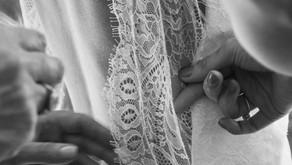Elise Martimort lance sa 1re collection de robes de mariée