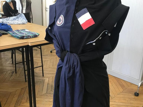 Un cours d'été pour s'initier à l'upcycling à ESMOD Paris