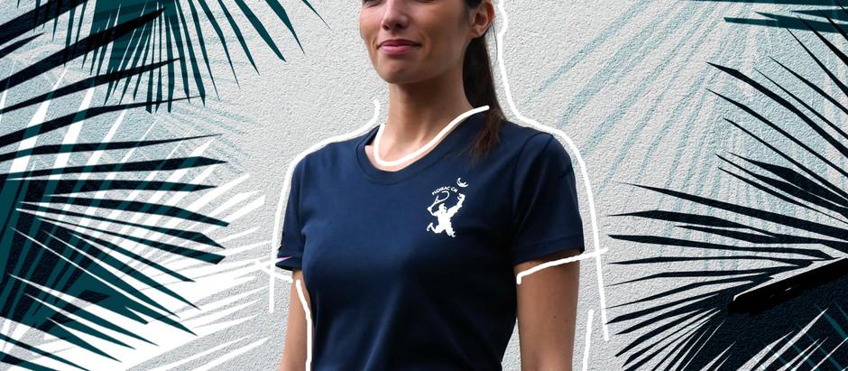 UNREST, génèse d'une marque de T-shirts de sport éco-responsable