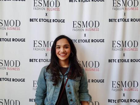 Parcours d'une étudiante passionnée par la #FashionTech