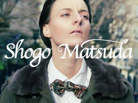 SHOGO MATSUDA, GENDER LESS & TIME LESS