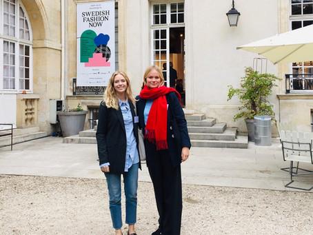 Fashion, Tech & Transformation à l'Institut Suédois