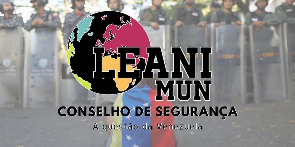 Conselho de segurança - LEANI MUN 2019