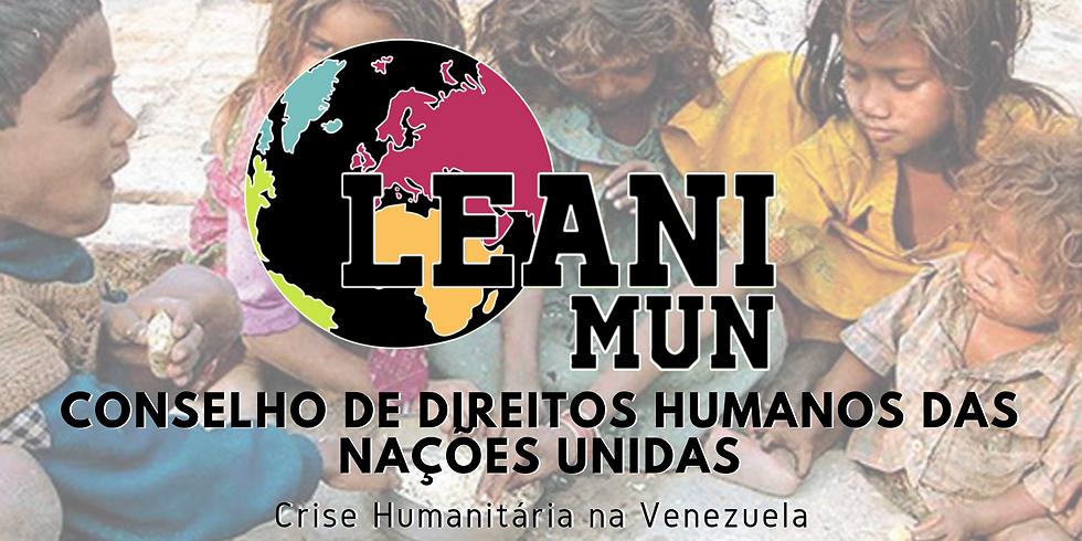 Conselho de Direitos Humanos das Nações Unidas - LEANI MUN 2019