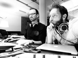 Erik Bönisch und Lars Dölle