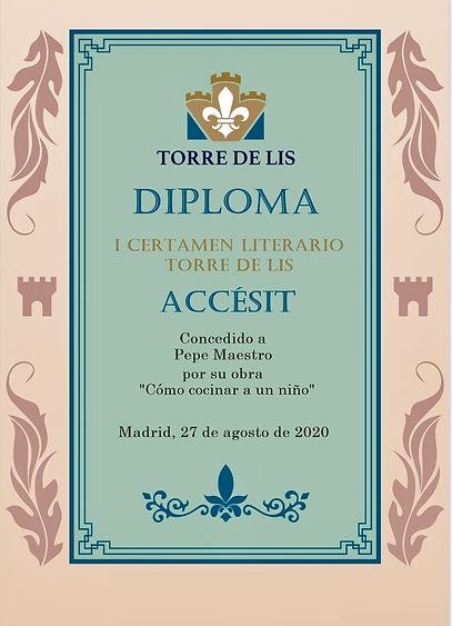 DIPLOMA ACCESIT - Pepe Maestro.jpg