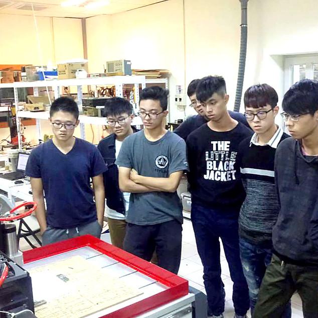 創客萊吧_CNC課程紀錄