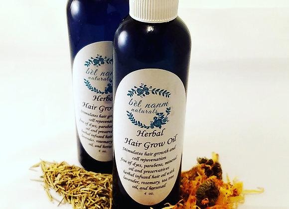 Herbal Hair Grow Oil