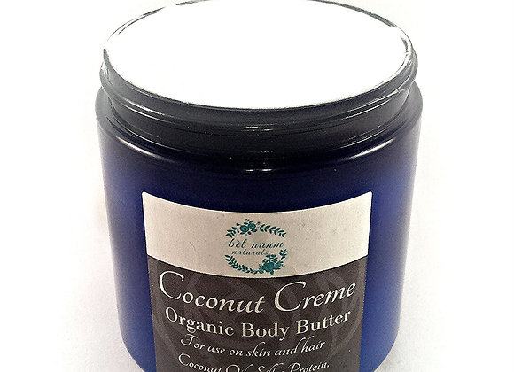 Unscented Coconut Creme Body Butter