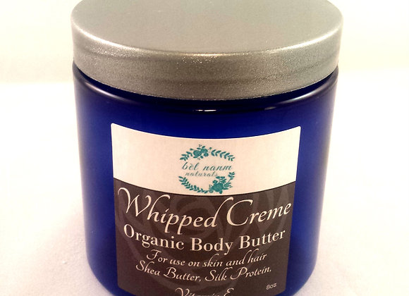 Whipped Creme Body Butter Scented