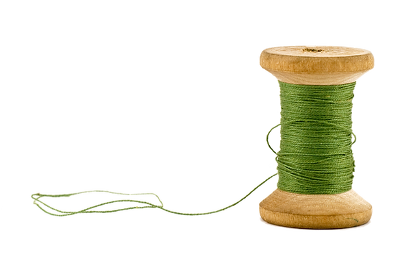 Highland Kilt Maker thread spool