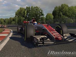 Equipe F1APS estreia bem na IRB com 5 pilotos no Grid da Categoria máxima F1 em Indianápolis .