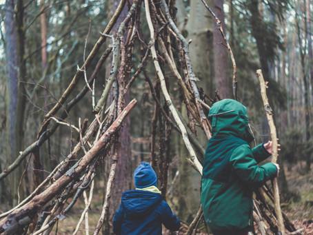 Happy International Forest Kindergarten Day!