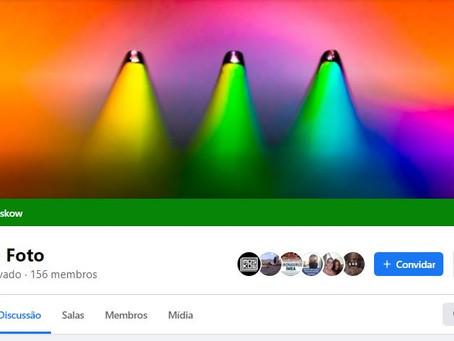 Aquela Foto, Grupo no Facebook pra falar sobre Artes Visuais