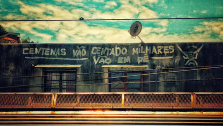 Minhoca de Metal. Mobgrafia sobre a realidade dos usuários dos trens urbanos do Rio de janeiro