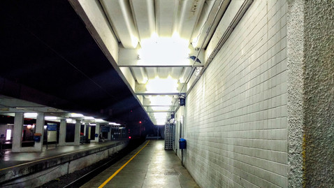 Estação de trem de Campo Grande