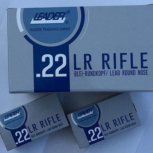 LEADER / . 22 lr / Made in Germany / Hausmarke