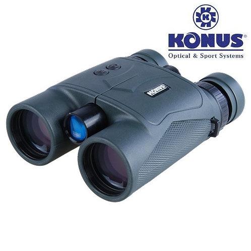 KONUSRANGE-2 / 10x42 Fernglas mit Laser Entfernungsmesser