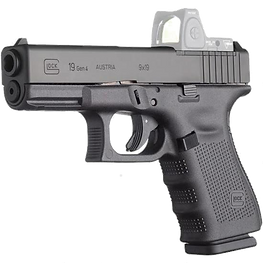 Glock 19 Gen 4 Waffen Friedrichs