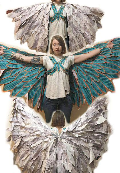 DREAM PROJECT: PUCK'S WINGS