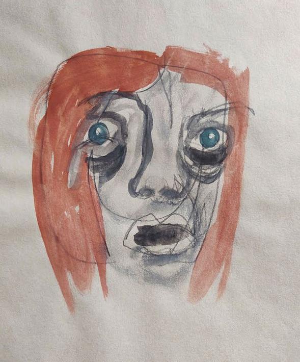 Self Portrait 1, 2018
