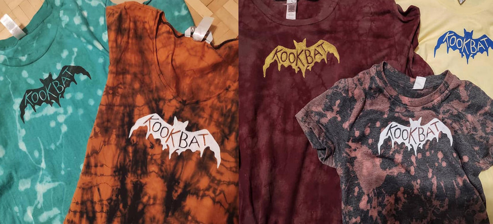 HAND DYED & HAND PRINTED