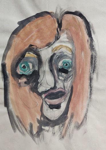 Self Portrait 2, 2018