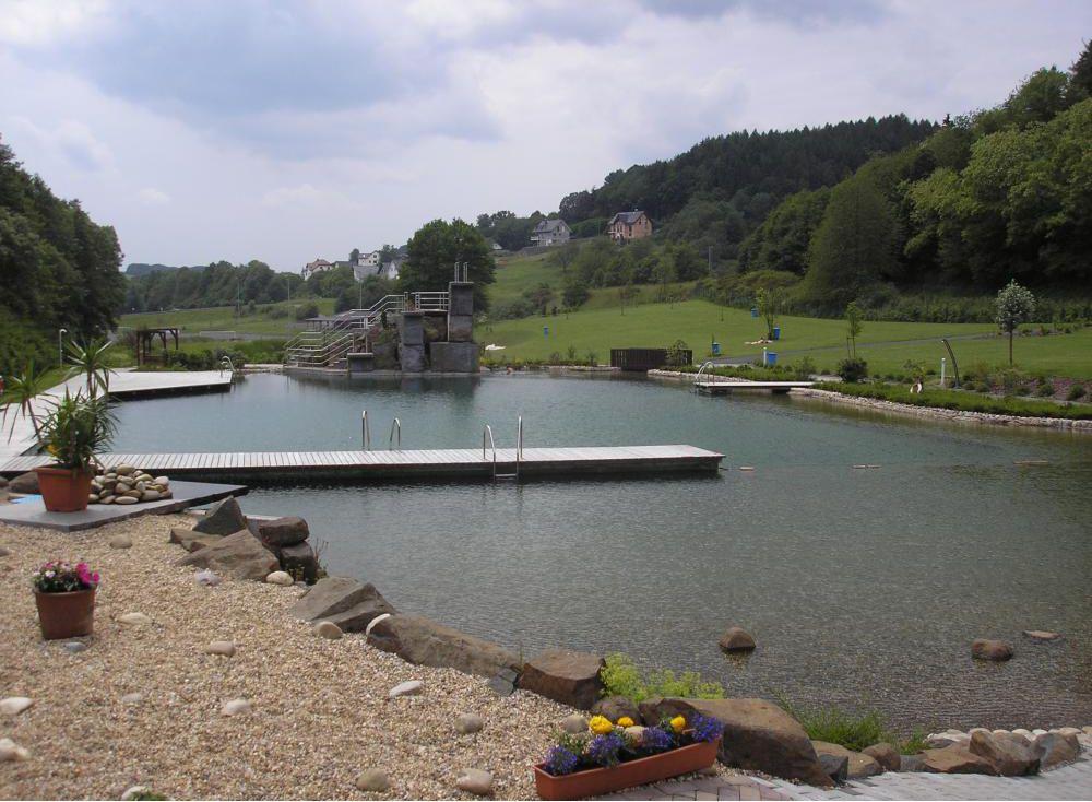 2004, Плавательная зона 1500 кв. м., зона регенирации 1200 кв. м.