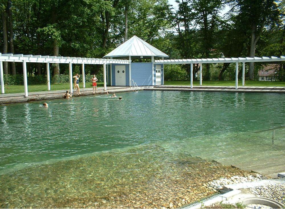 2006, Плавательная зона 1300 кв. м., зона регенирации 1000 кв. м.