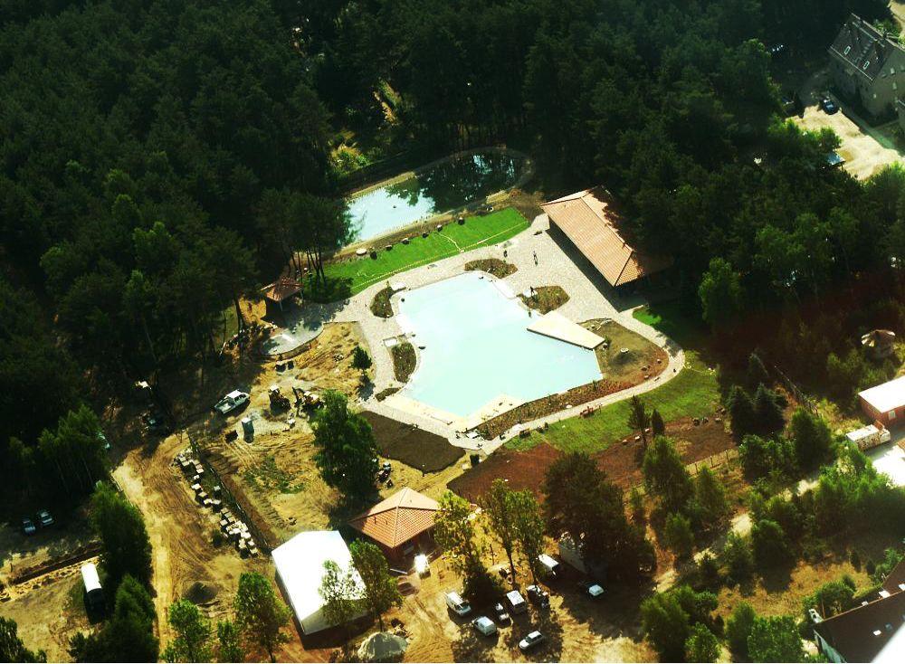2003; Плавательная зона 1000 кв. м. зона регенерации 800 кв. м