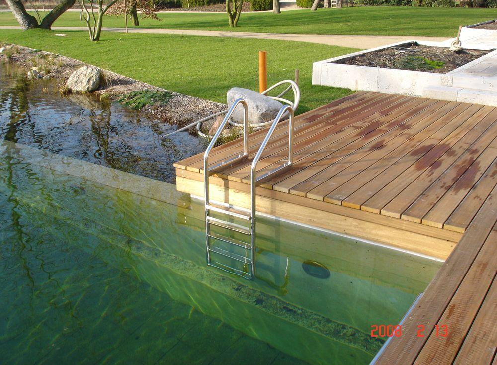 Купальный пруд Garten Beck