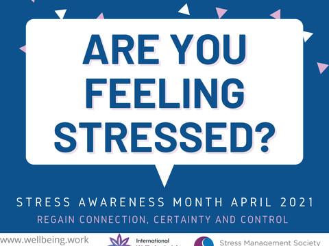 National Stress Awareness Month
