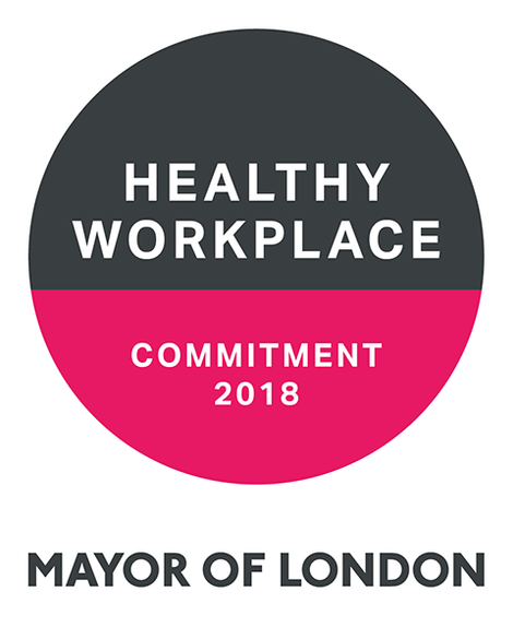 London Healthy Workplace Charter Award.