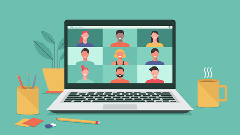 Online meetings are here to stay