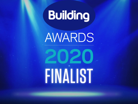 Building Awards 2020 Finalist