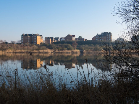 Thamesmead Masterplan Competition