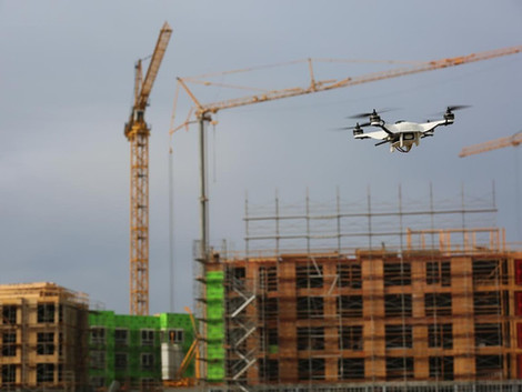 Droning: The use of technology to remove risks