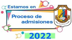 Inscripciones año 2022