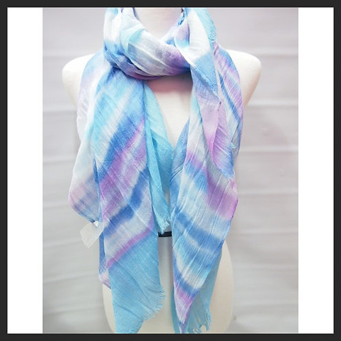 COLOURFUL ABSTRACT SCARF