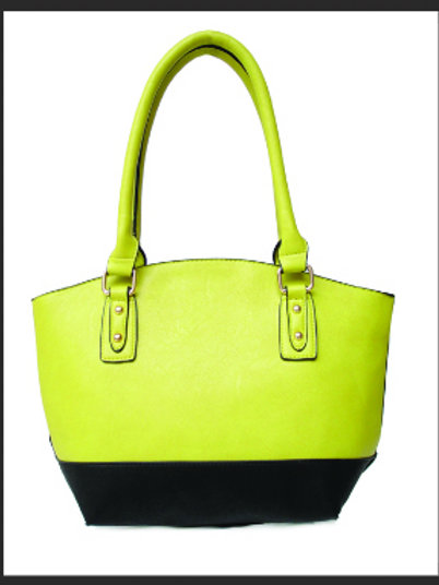 COLOURFUL TOTE  HANDBAG