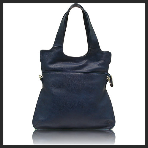 NAVY CONVERTIBLE BAG