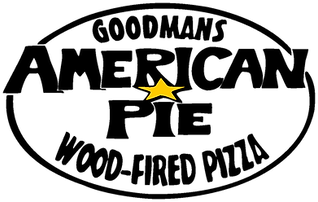 "Goodmans American Pie""s logo"