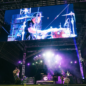 Drive-in performance by Sublime with Rome in Phoenix