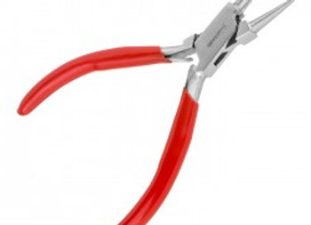BeadSmith Economy Round Nose Beading Pliers - Top View